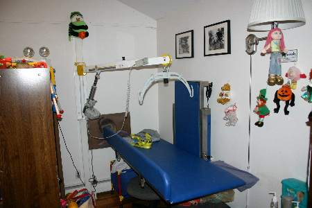 From The EMailbag - Disabled changing table